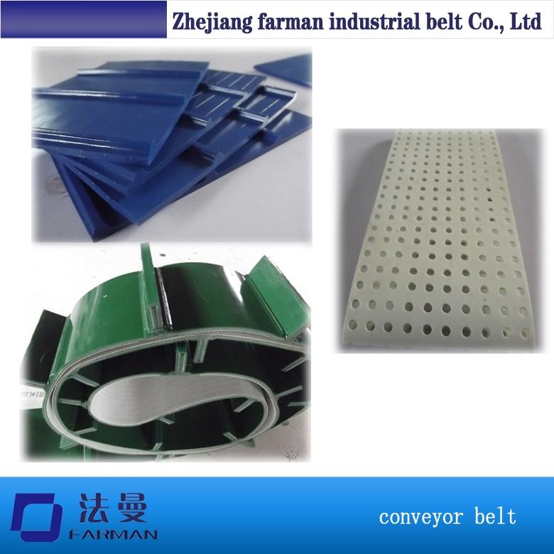 купить punching holes endless pvc/pu conveyor belt недорого