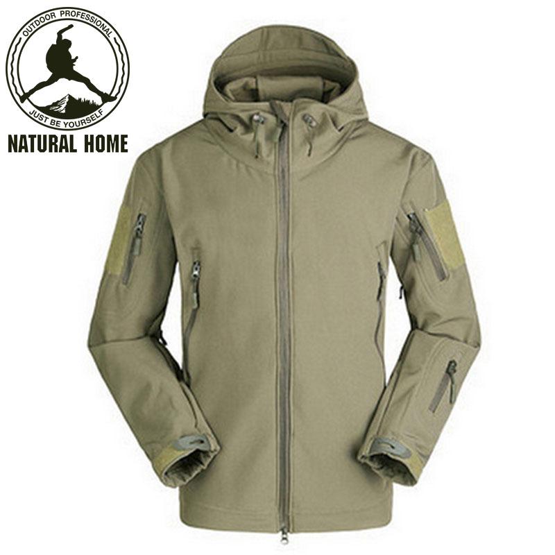 Waterproof Softshell Jacket - JacketIn