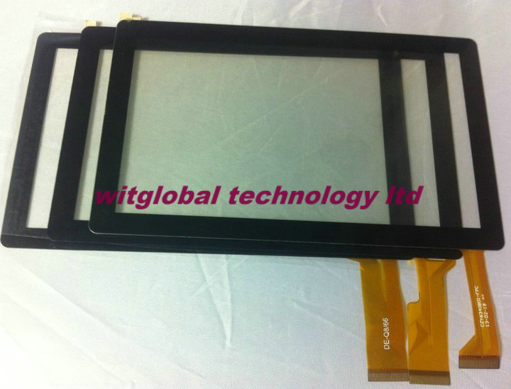 3wt74l - Witblue New For 7 inch RoverPad 3W T74L 3WT74L Lenoxx Tb50 tablet replacement touch screen digitizer glass touch panel