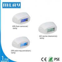 MLAY IPL beauty device intense pulsed light ipl hair removal acne treatment skin rejuvenation lamps Only for T3 Device