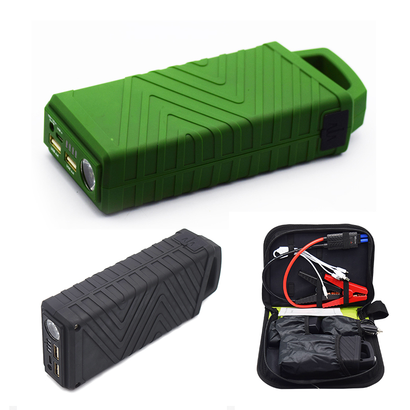 12000mAh Emergency Portable Mini Jump Starter Booster Battery Charger Jump Start For 12V Car Starting Device Power Bank SOSlight newest 50800mah 12v car emergency start power bank vehicle jump starter booster portable current battery charger three light hot