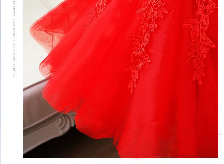 HTB16J fnjuhSKJjSspmq6AQDpXaC 2019 Kids Tutu Birthday Princess Party Dress for Girls Infant Lace Children Bridesmaid Elegant Dress for Girl baby Girls Clothes