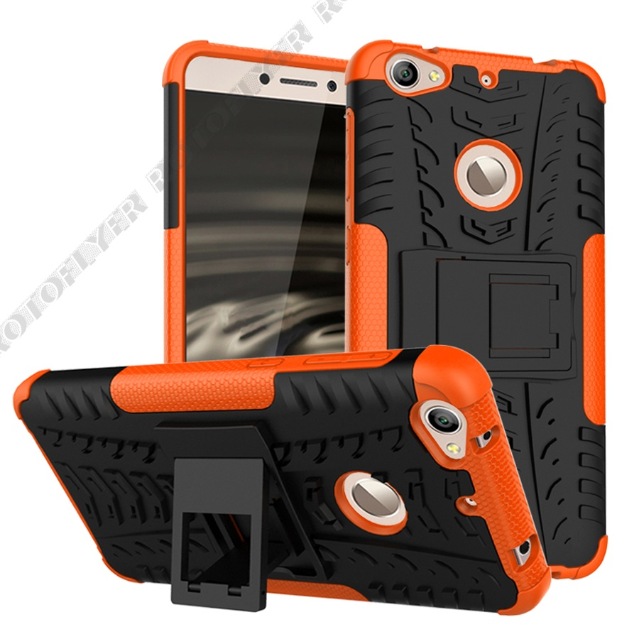 """2 in 1 Armor Style Case for Letv Le 1S Le1S Le One S Le 1 S Back Cover Heavy Duty Hybrid PC+Silicone Fundas for LeEco Le 1S 5.5"""""""