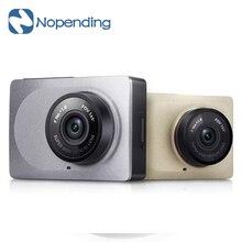 Оригинальный Xiaomi Yi Smart Автомобильный видеорегистратор авто dashcam 165 градусов 1080 P 60fps детектор автомобиль 2.7 «тире Камера ADAS глобальная версия Новый