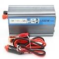 O envio gratuito de 1200 W 1200 WATT Modificado Sine Wave Car Boat 12 V/24 V DC Em 220 V AC Power Inverter Para Fora