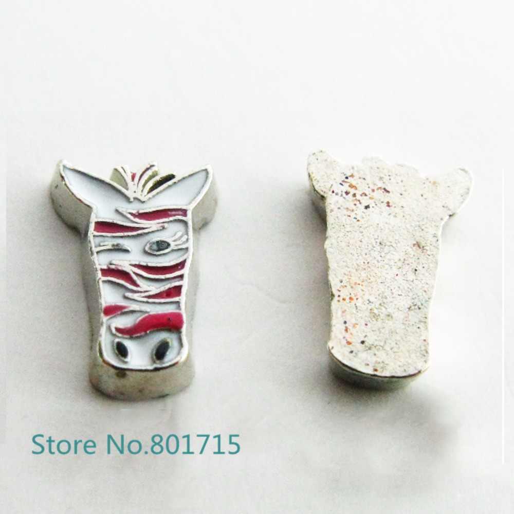 حار بيع تصميم جديد العائم سحر زيبرا للعيش الذاكرة العائمة المدلاة المعيشة كأفضل هدية FC1542