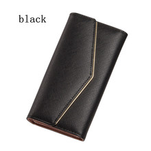 Купить с кэшбэком Hot sale new fashion high capacity women wallets card holder purse