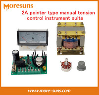 2A Pointer Type Manual Tension Control Instrument Suite Magnetic Powder Clutch Brake Transformer Brake Torque Current