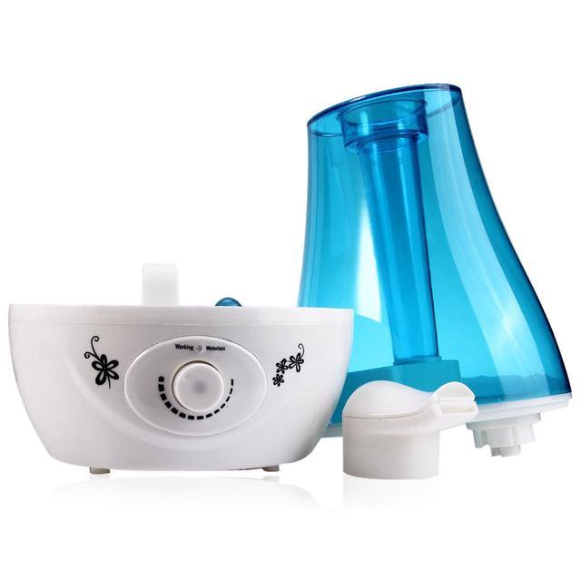 Online Shop 220V Ultrasonic Humidifier Capacity 3L Mini Room Home ...