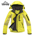 Новый 3in1 Открытом Воздухе Куртка Женщины Треккинг Пальто Ветровка Casaco Зима Jaqueta Feminina Abrigos Сноуборд Куртки Mujer