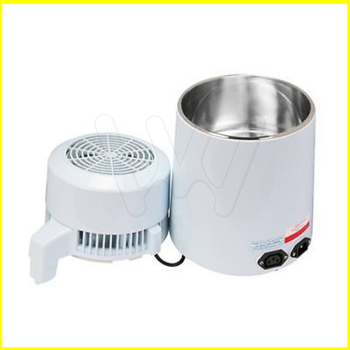 Water Distiller Filter Pure Stainless Steel 4l Dental Purifier Carbon Activated