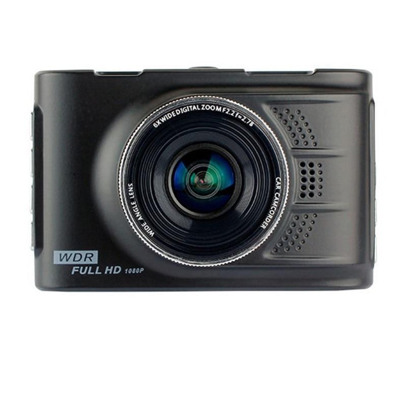 Car DVR Car Camera DVR Full HD 1080p Night vision super wide Vehicle Black Box Video Recorder Zinc Alloy Shell Cyclic Recording