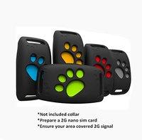 Pet Tracker Anti lost for Dogs & Cats GPS Locator Callback Alarm Tracker Device