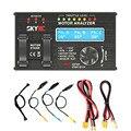 SK-500020 бесщеточный двигатель ЖК-анализатор тестер транспортных средств и дистанционного управления игрушки разъемы/проводка