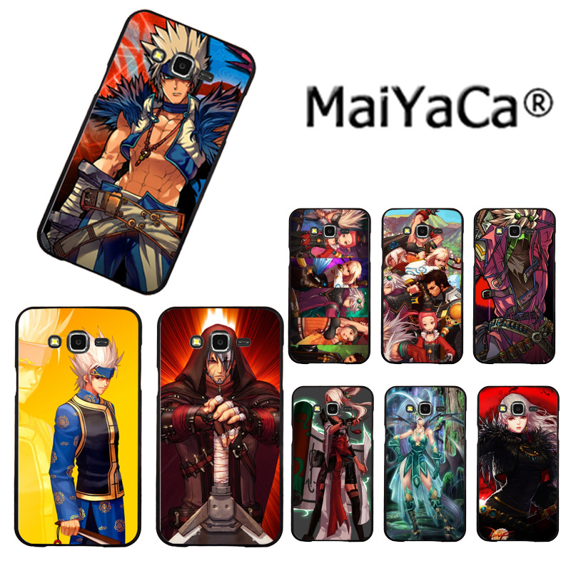 MaiYaCa Game Dungeon Fighter Online Phone Accessories Case for Samsung 2015 J1 J5 J7 2016 J1 J3 J5 J7 Note3 4 5