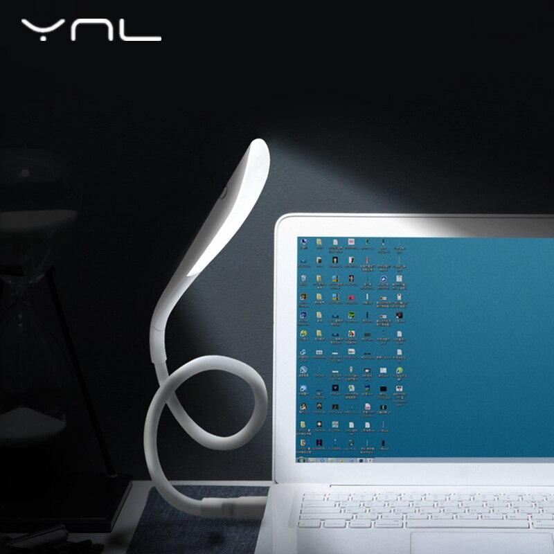 Luzes da Noite flexível do diodo emissor de Code : Usb Lamp