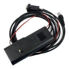 3 in1 RIB Minder Programmering Kabel voor Motorola GP300 GP88S CP200 GM300 Walkie Talkie Hf Transceiver Ham Radio Twee manier Radio J6311