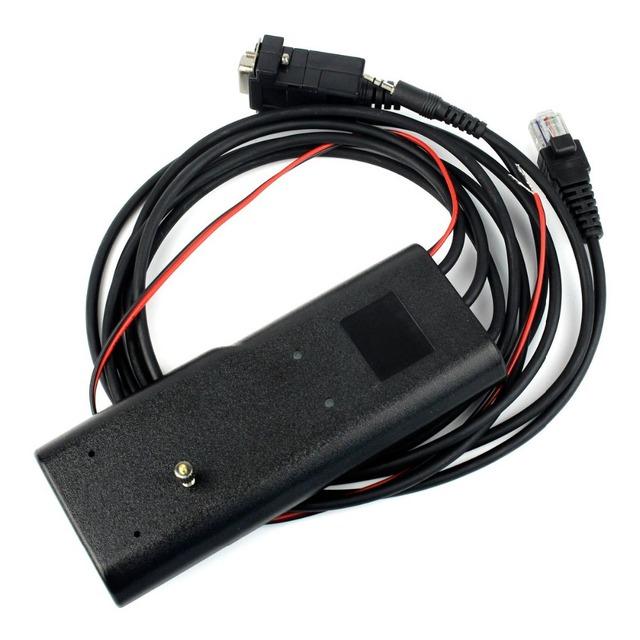 3 in1-rib menos cable de programación para motorola gp300 gp88s cp200 GM300 Walkie Talkie Transceptor Hf Jamón Radio de Dos Vías de Radio J6311
