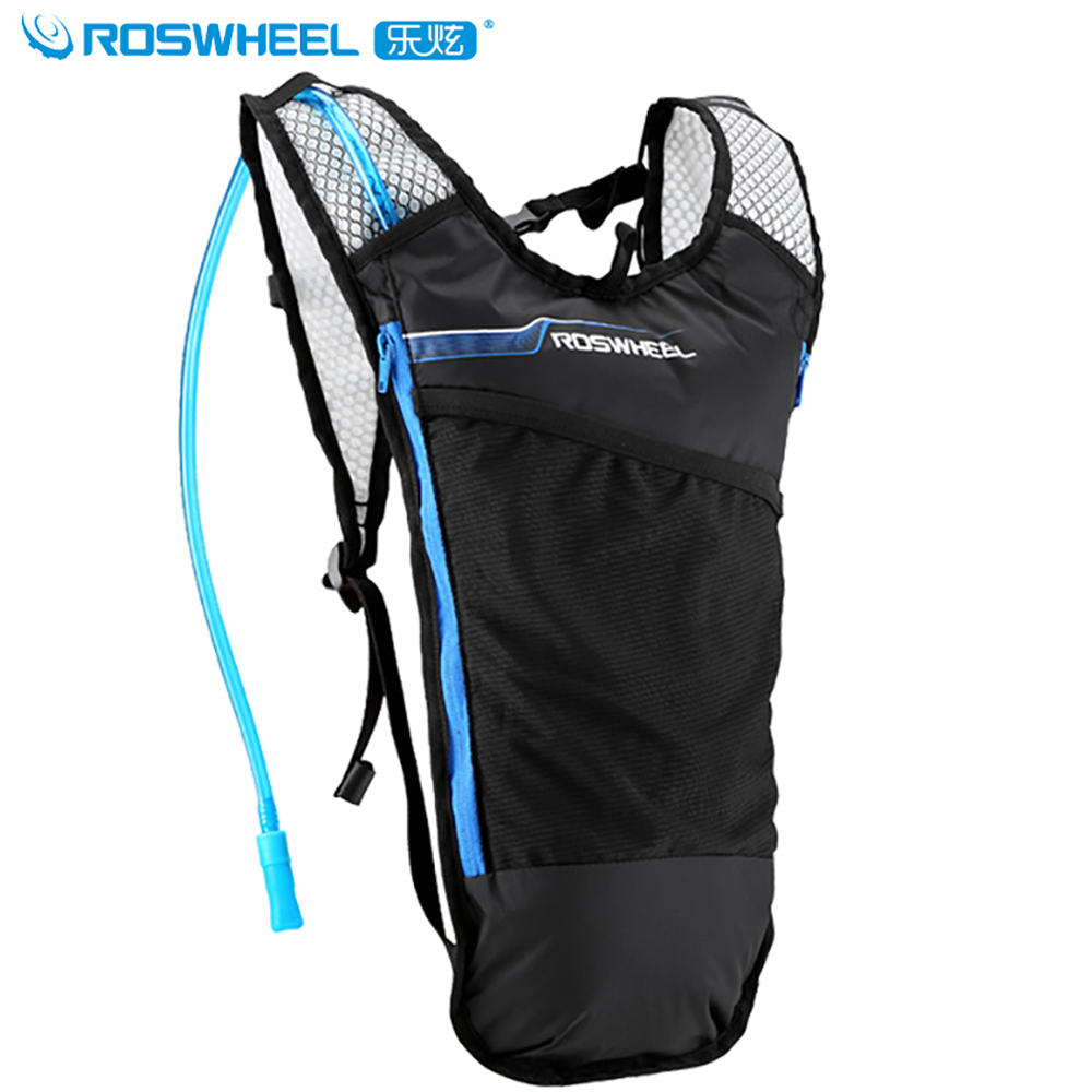Roswheel 5L Cycling Backpack Ultralight Outdoor Sports Hiking Climbing Travel Hydration Mini Bicycle Backpacks Water Bag Mochila