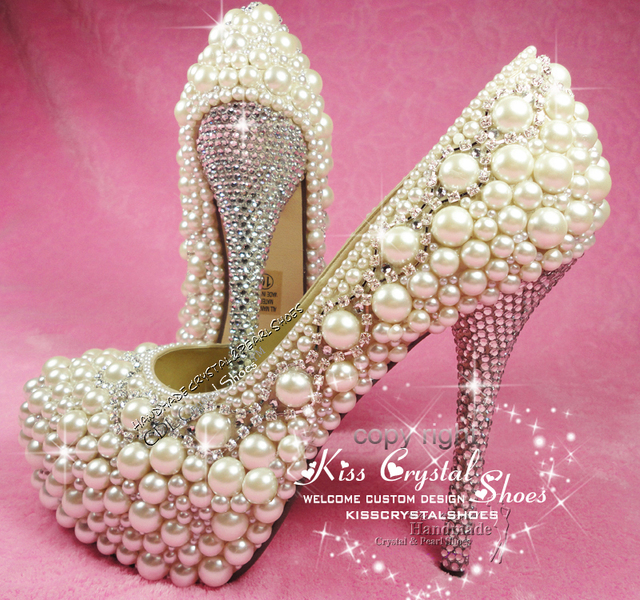7dc6763814af White wedding shoes uk ivory wedding shoes high heel Unusual wedding shoes  cream color 5.5 inch heel shoes with crystals