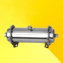Труба из нержавеющей стали очиститель воды SUS304 улучшает питьевую воду большой площади контактный шкаф фильтр для воды