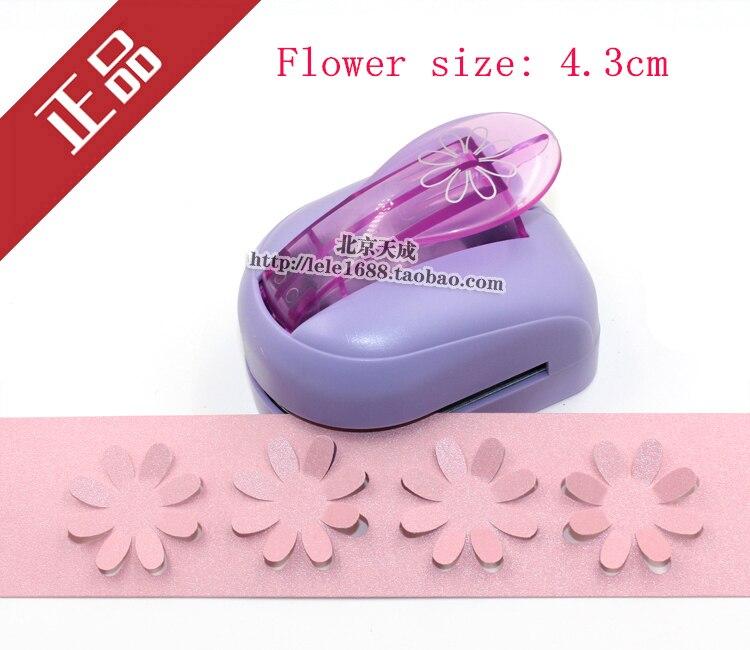 Super Large Size Punchers DIY Shaper Punch Craft Scrapbooking Flower Paper Puncher Flower Set 1pc
