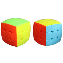 Magic Cubes Toys Fidget Cube Fidzhet Cube Boys Hobby Neocube Antistress Twisty Educationa Mini Fidget Cubes 3x3x3 50K302(China)
