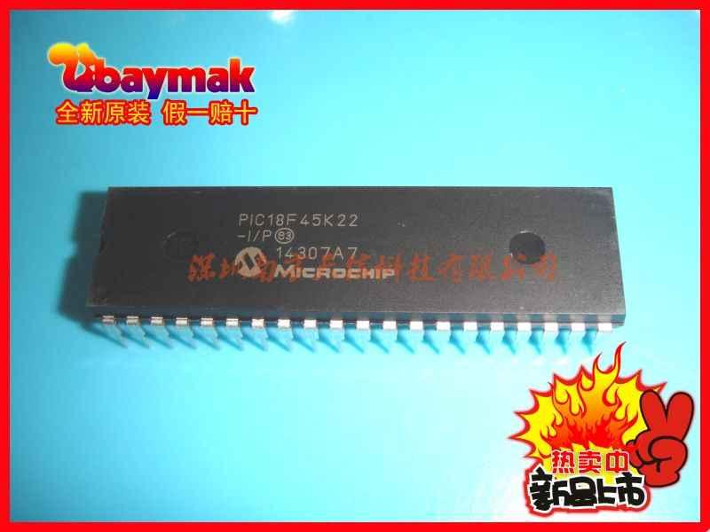 Pic18f45k22 i / P линия IP40 микроконтроллер импорт | новый