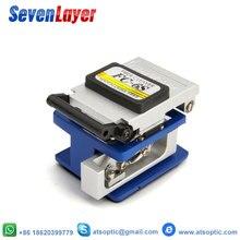 Glasvezelkabel cutter mes fiber cleaver tool Koud Contact Gewijd Metalen fiber cleaver FC 6S snijden fiber mes FTTH