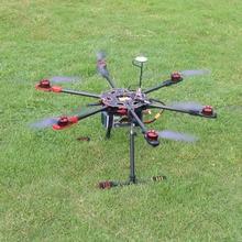 Tarot 680Pro Plegable Hexacopter TL68P00 ARTF y Naza V2 y Del Motor y el ESC y tren de Aterrizaje Retractil para FPV Multicopter de