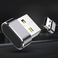 Lightweight Professional USB Mini Accurate Useful Plug For Laptop PC Key Portable Fingerprint Reader Safe File Security Aluminum