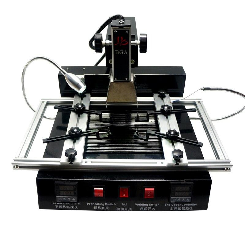 À souder station LY M770 Infrarouge BGA machine de reprise carte mère de réparation outil