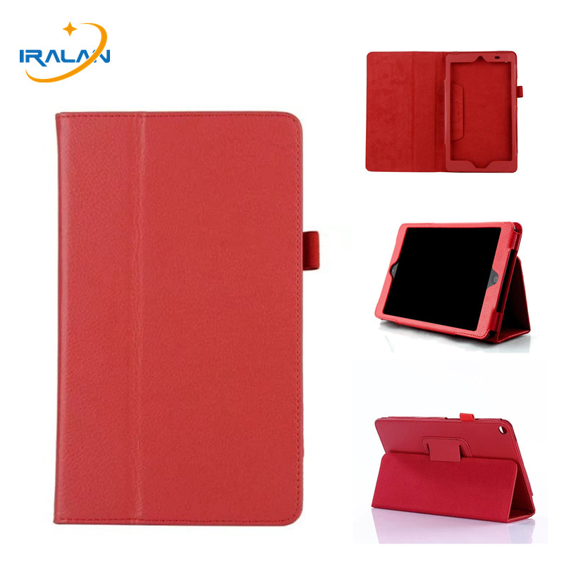 Hot PU Litchi Leather Flip Stand Case For Huawei MediaPad T3 8.0 KOB-L09 KOB-W09 Tablet Protective cover For Honor Play Pad 2 8 стоимость