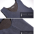 2016 Nuevos hombres de Invierno Chaleco Ropa Interior Térmica Sexy Long John Salam Poliéster Ropa Interior Térmica Chaleco Ocasional Súper Stretch Para hombres