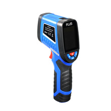 Thermal Imaging Camera Infrared Thermal Imager Humidity Measurement Handheld Thermometer 240x320 Screen IR Resolution 1089P ht 18 handheld infrared temperature heat ir digital thermal imager detector camera 220x160 resolution 2018 new version