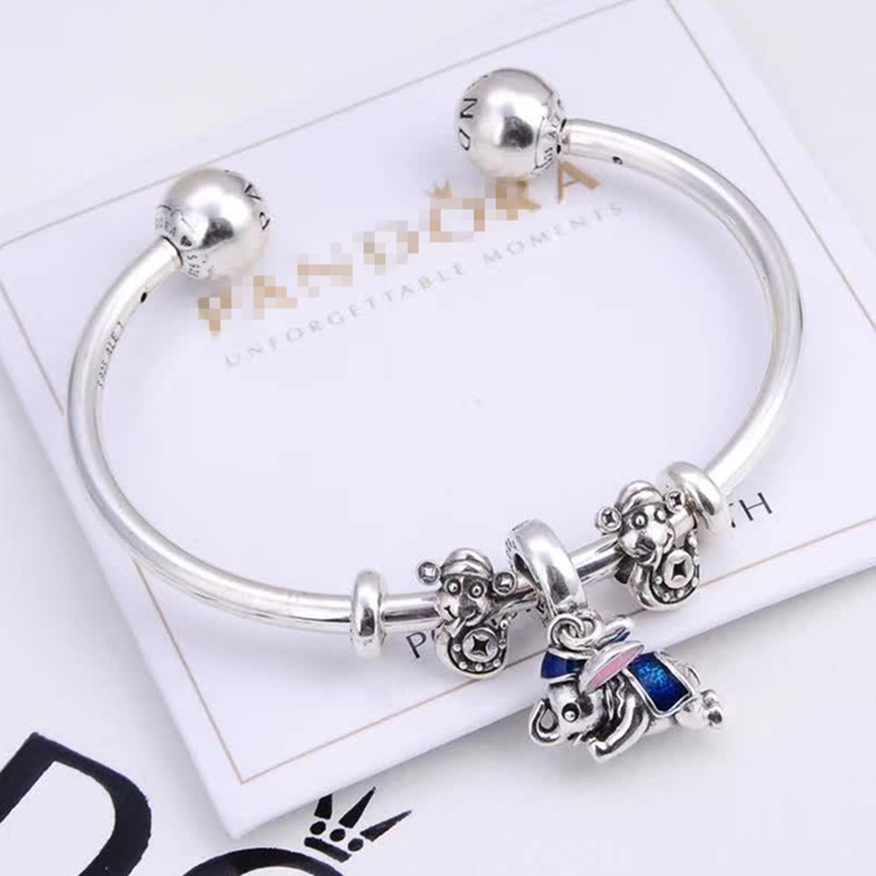 Medboo 2018 best-selling bangle adjustable 925 silver sweet for women wedding gift lovely jewelry sweet fashion jewelry jewelry sweet years sy 6130l 24