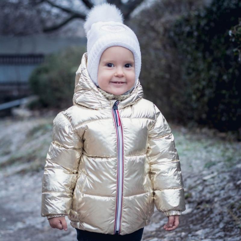SALE Down Jacket for winter girls boys coat Thick Snowsuit ...