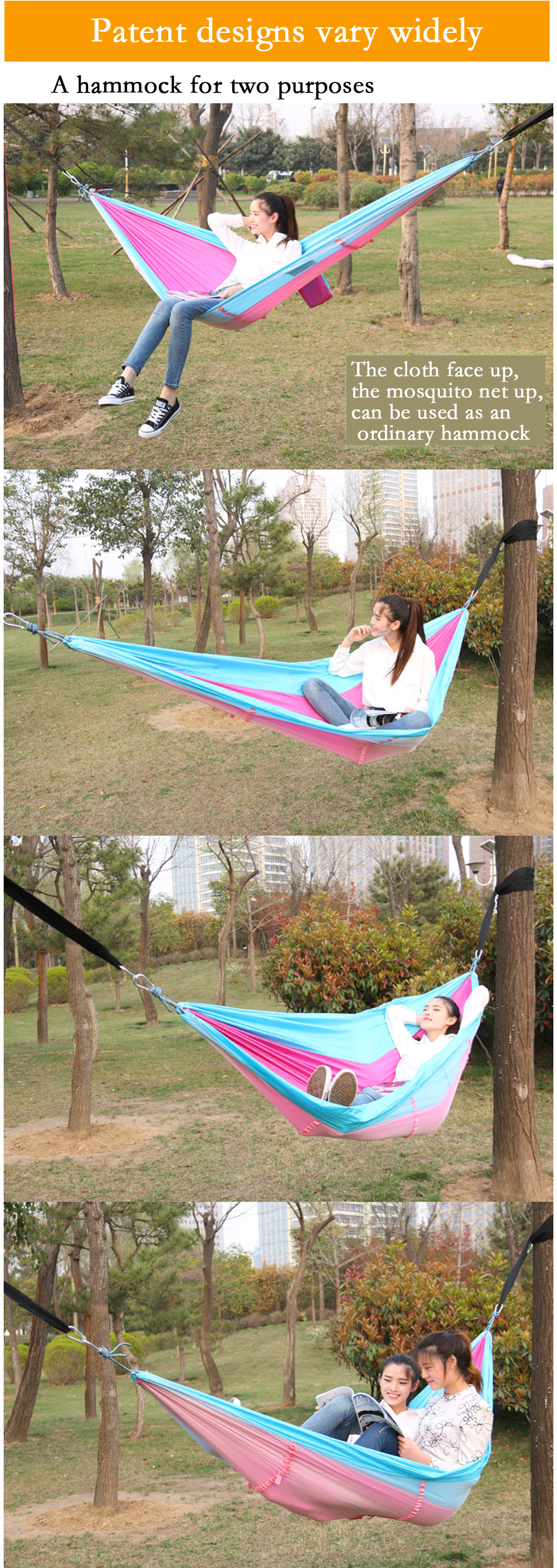 metal for double garden adults chair hammock pin swing hanging larger