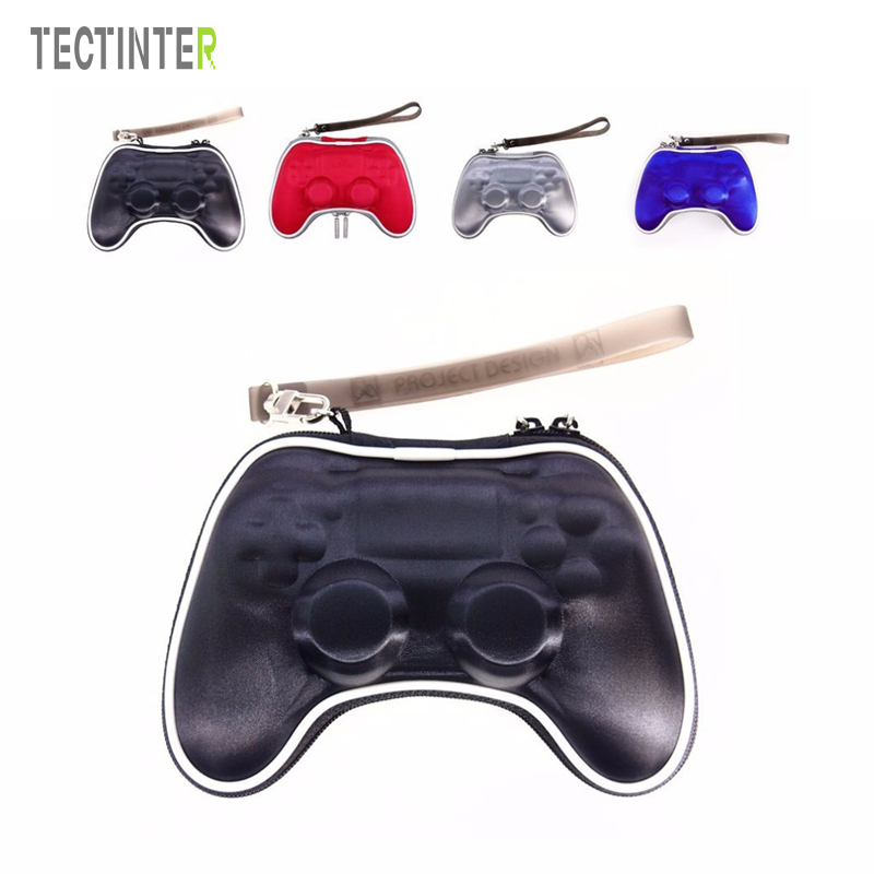 Travel Carry Pouch Case Carrying Bag For Sony Playstation 4 Controller Protective Bag For Sony PS4 Dualshock 4 Gamepad Joystick