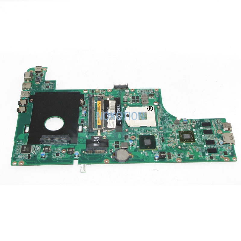 NOKOTION CN-0CTK0W CTK0W 0CTK0W DAUM7BMB6E0 laptop motherboard For dell Inspiron N3010 HM57 HD4500 DDR3 Main board full tested nokotion brand new qcl00 la 8241p cn 06d5dg 06d5dg 6d5dg for dell inspiron 15r 5520 laptop motherboard hd7670m 1gb graphics