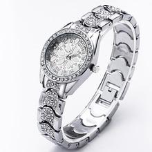 лучшая цена Original Women Watches Luxury Brand Steel Ladies Quartz Women Watches 2019 Sport Relogio Feminino Montre Femme Wrist Watch