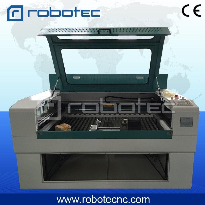 Machine de découpe Laser haut et bas motorisée à bas prix 60 W/180 W 1390