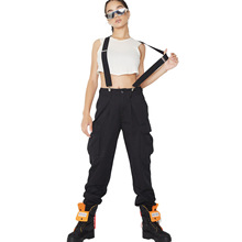 cargo pants women fashion love  female womens fall outdoor ladies clothing festivals classics comfort sport pant holiday