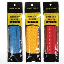 1* клейкая лента противоскользящая впитывающая пот лента для ракетки рукоятка для тенниса бадминтона сквоша новая противоскользящая повязка для волос