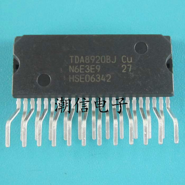 1pcs/lot TDA8920BJ TDA8920 ZIP-23 In Stock