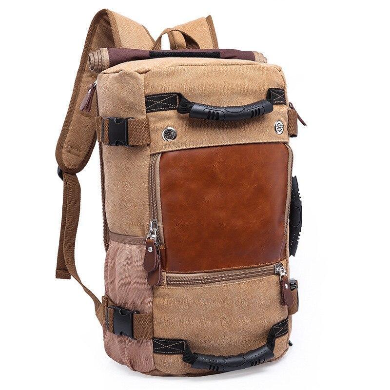 Sac à dos hommes marque élégant voyage grande capacité sac à dos mâle bagages sac à bandoulière sac à dos hommes fonctionnels sacs polyvalents