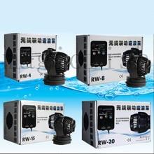 Jebao RW-4 RW-8 RW-15 RW-20 RW4 RW8 RW15 RW20 RW 4, 8 15 20 морской аквариум волны чайник для Беспроводной мастер /ведомый насос Управление