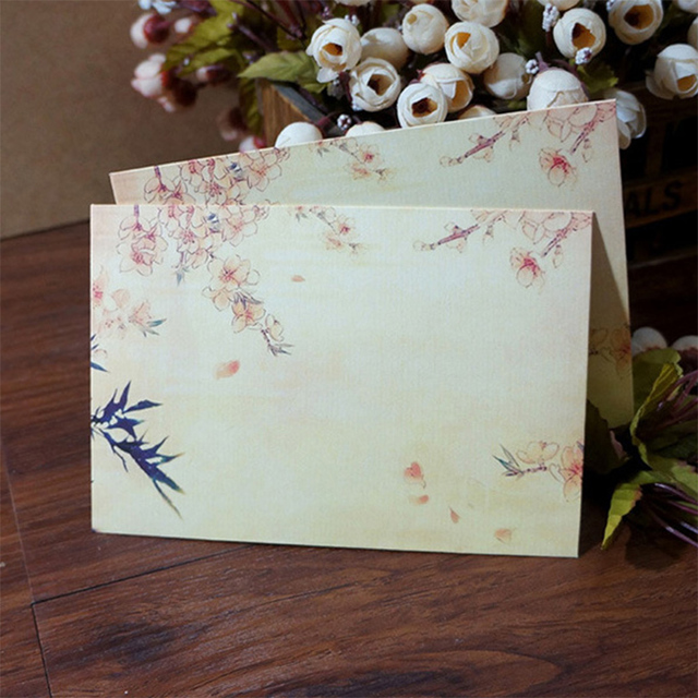 Envelope Handmade Creative Gift Decorative Envelopes Vintage Craft