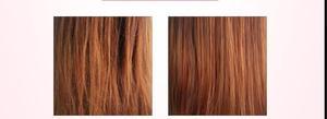 Портативная электрическая Ионная Щетка для волос, выпрямитель для волос, щетка с отрицательными ионами, Антистатическая Массажная мини-прямая расческа для волос