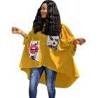 African Shirt Dresse...
